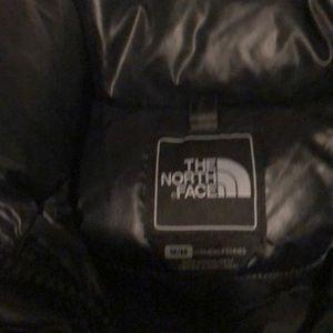 The North Face Jackets & Coats - The North Face black puffer vest size M